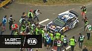 Rallye Deutschland 2016: HIGHLIGHTS Powerstage SS18