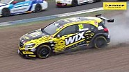 Dunlop Highlights - BTCC Knockhill 2016