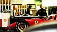 Shell-Werbung mit Michael Schumacher