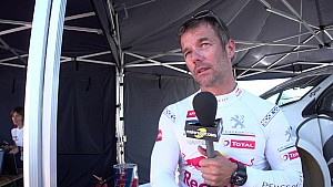 Interview Exclusive Sébastien Loeb