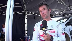 Interview Exclusive Sébastien Loeb