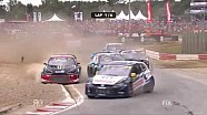 World RX - 2016 Rallycross of France - Supercar final Highlights