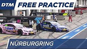 Nürburgring: Beinahe-Boxencrash