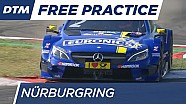 Gary Paffett Takes a Shortcut in Free Practice 2 - DTM Nürburgring 2016