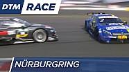 Scheider Pushes Paffett off the Track - DTM Nürburgring 2016