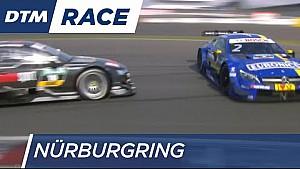 DTM Nürburgring - Scheider duwt Paffett van de baan