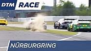 Götz vs Da Costa - DTM Nürburgring 2016
