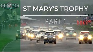 St Mary's Trophy Race Highlights | Goodwood Revival
