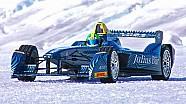 La Formule E roule sur la glace !