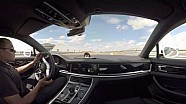 Hotlap in the new Panamera 4 E-Hybrid (360° Video)