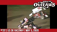 #ThrowbackThursday: World of Outlaws Craftsman Sprint Cars US 36 Raceway May 5, 2006