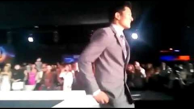 Rio Haryanto / Amber Lounge Fashion Show Singapore 2016