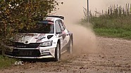 FIA ERC - Rally Liepaja Highlights LEG1