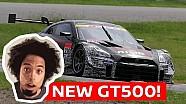 New Super GT GT500 GT-R - Sam Collins explains!