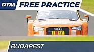 Top 3 Free Practice 3 - DTM Budapest 2016