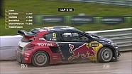 WK Rallycross-finale Letland