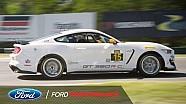 Ford Shelby GT 350R-C wins Continental Tire SportsCar Championship | IMSA | Ford Performance