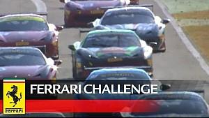 Ferrari Challenge Europe - Jerez 2016 - Trofeo Pirelli - 1. Yarış
