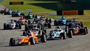 Formel 4 Germany: Saison-Highlights
