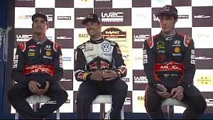 WRC - RallyRACC Catalunya - Rally de España 2016: Meet the Crews Saturday