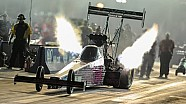 Top Fuel driver Antron Brown tops qualifying in Texas