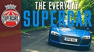 Audi R8: The Everyday Supercar