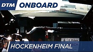 DTM Hockenheim Final 2016 - Robert Wickens (Mercedes-AMG C63 DTM) - Re-Live Onboard (Race 2)
