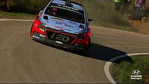 Rally de España Best of: Action - Hyundai Motorsport 2016