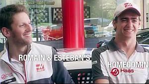 Regreso a casa: Viaje de Haas F1 Team para el gran premio de Estados Unidos