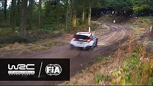 Rally de Gales GB 2016: Destacados Shakedown
