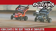 World of Outlaws Craftsman Sprint Cars The Dirt Track at Charlotte October 29th, 2016   Hightlitghts