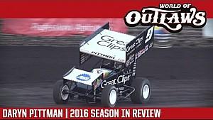 Daryn Pittman   2016 Season In Review