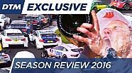 DTM - обзор сезона-2016