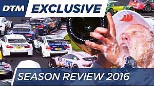 Le résumé complet de la saison 2016 de DTM