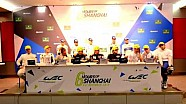 WEC - 2016 6 hours of Shanghai - Post Race press conference class winners
