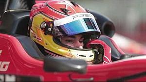 Lance Stroll, listo para el siguiente reto: Fórmula 1