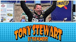 By the Numbers: Tony Stewart