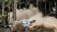 Rallye d'Australie 2016 - Le shakedown