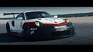 La nuova Porsche 911 RSR