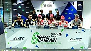 2016 6 Hours of Bahrain - Post qualifying press conference