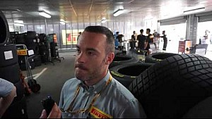 FIA 2016 Macau Grand Prix  - Jonathan Wells race engineer Pirelli interview