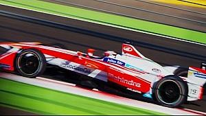 ePrix di Marrakech: la gara...