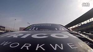 WTCC 2016 卡塔尔站驾驶3轮车的科罗内尔