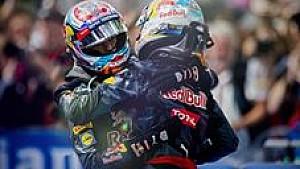 Die Saisonhighlights von Red Bull