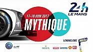Revelación de las 24 horas de le Mans 2017 cartel