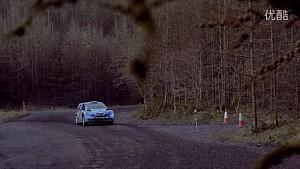 M-sport 测试全新福特嘉年华WRC赛车视频