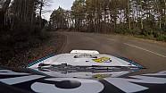 Weihnachtsbaum holen mit WRC-Lancia