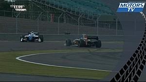 Формула V8 3.5: столкновение Оруджева и Ниссани в борьбе за лидерство