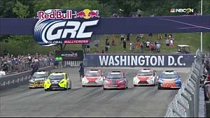 Red Bull GRC Washington DC: Lites Yarı-final A