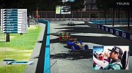 Formula E车手畅谈拉斯维加斯ePrix